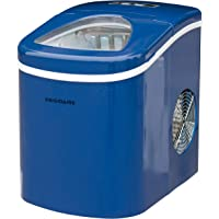 Frigidaire EFIC108-BLUE Ice Maker, 26LBs Per Day, Blue