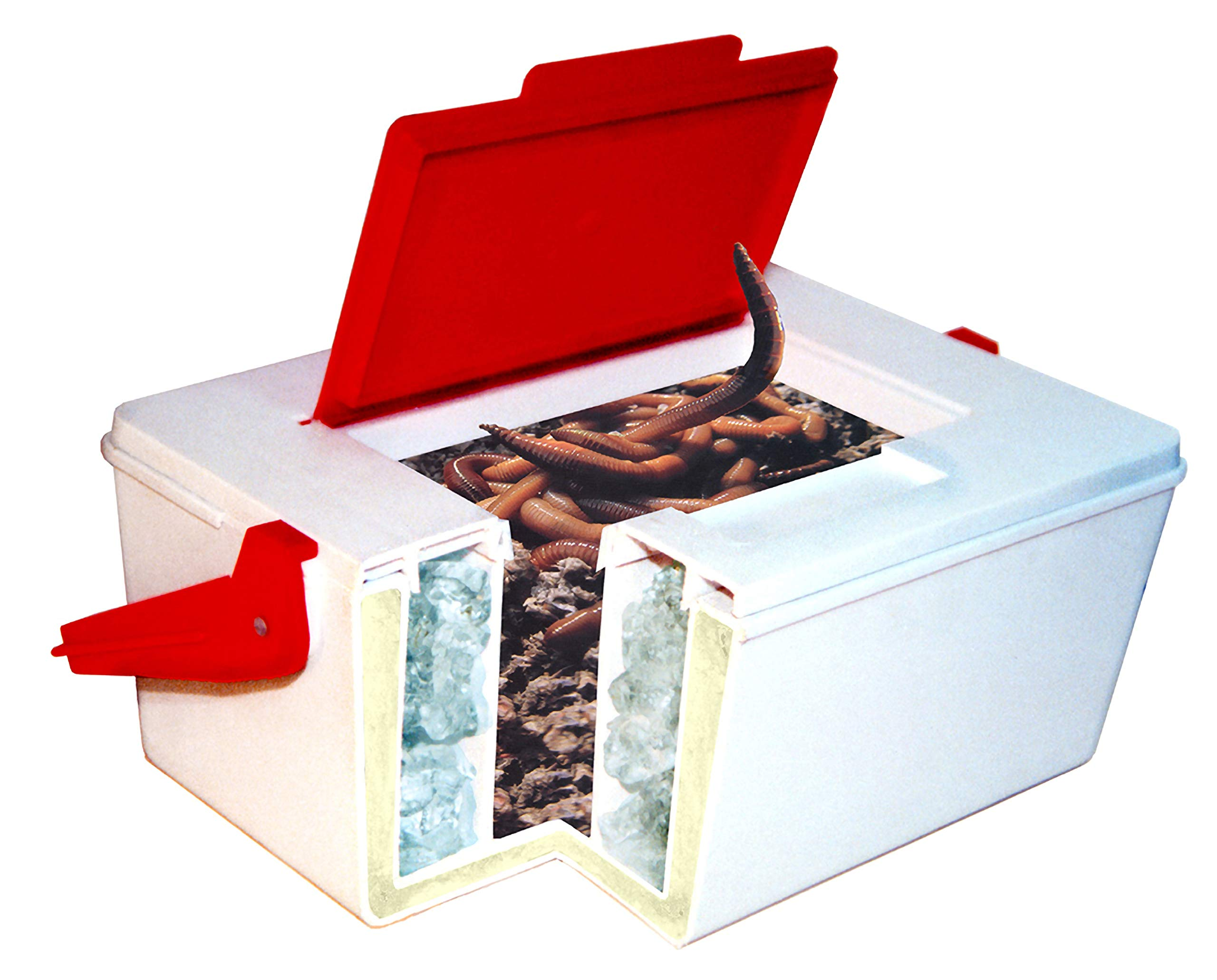 Unexcelled Fishing Keep Kool Live Bait Cooler