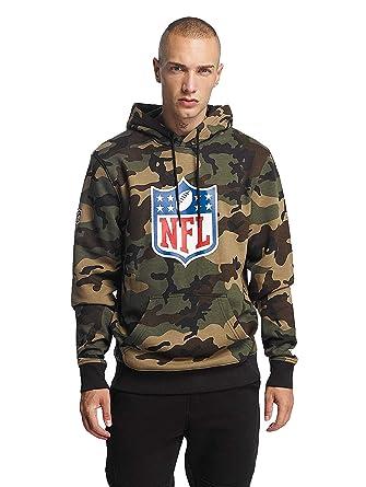 New Era Hombres Ropa superior / Sudadera Woodland NFL Generic Logo: Amazon.es: Ropa y accesorios