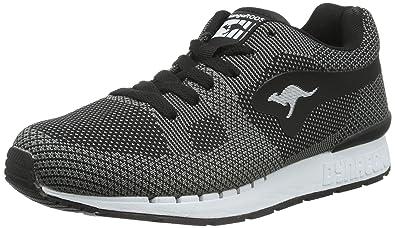 Bobine R1-tissé, Les Adultes Unisexe Chaussures De Sport À Faible Dessus Kangourous