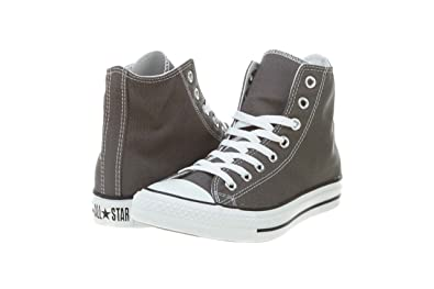 best service 8d3d8 9b1b4 Converse Chuck Taylor All Star Hi Top Charcoal(Size  4 US Men s)