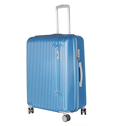 Vip Tube Plus Sp 75 Cm Polycarbonate Hard Trolly Blue Amazon In Bags Wallets Luggage