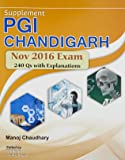 PGI Chandigarh Supplement