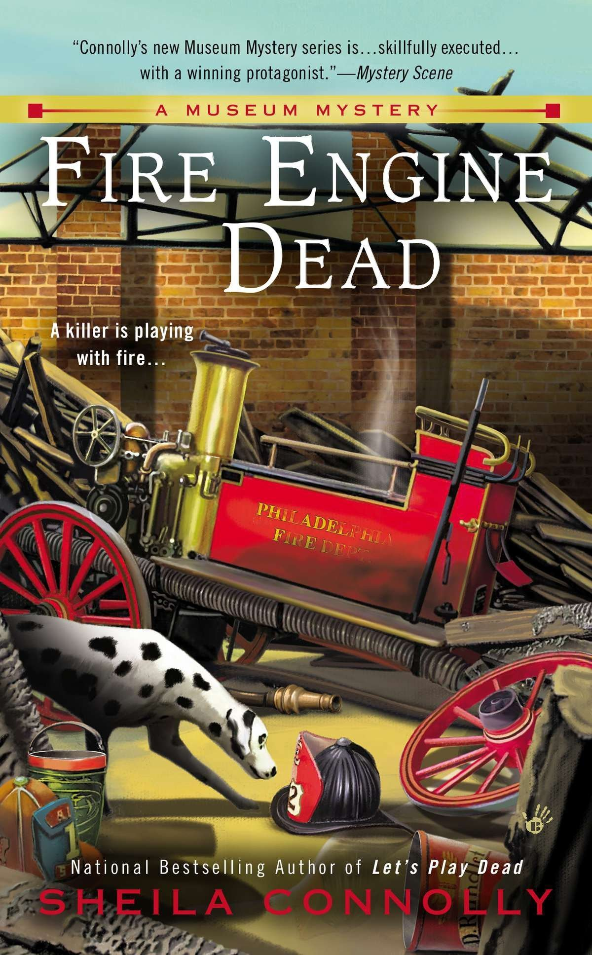 Download Fire Engine Dead (A Museum Mystery) ebook