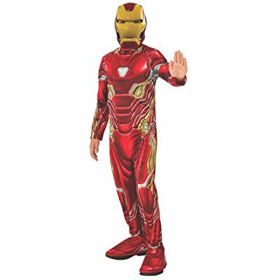 Rubie's Marvel Avengers: Infinity War Iron Man Child's Costume, Large: Toys & Games