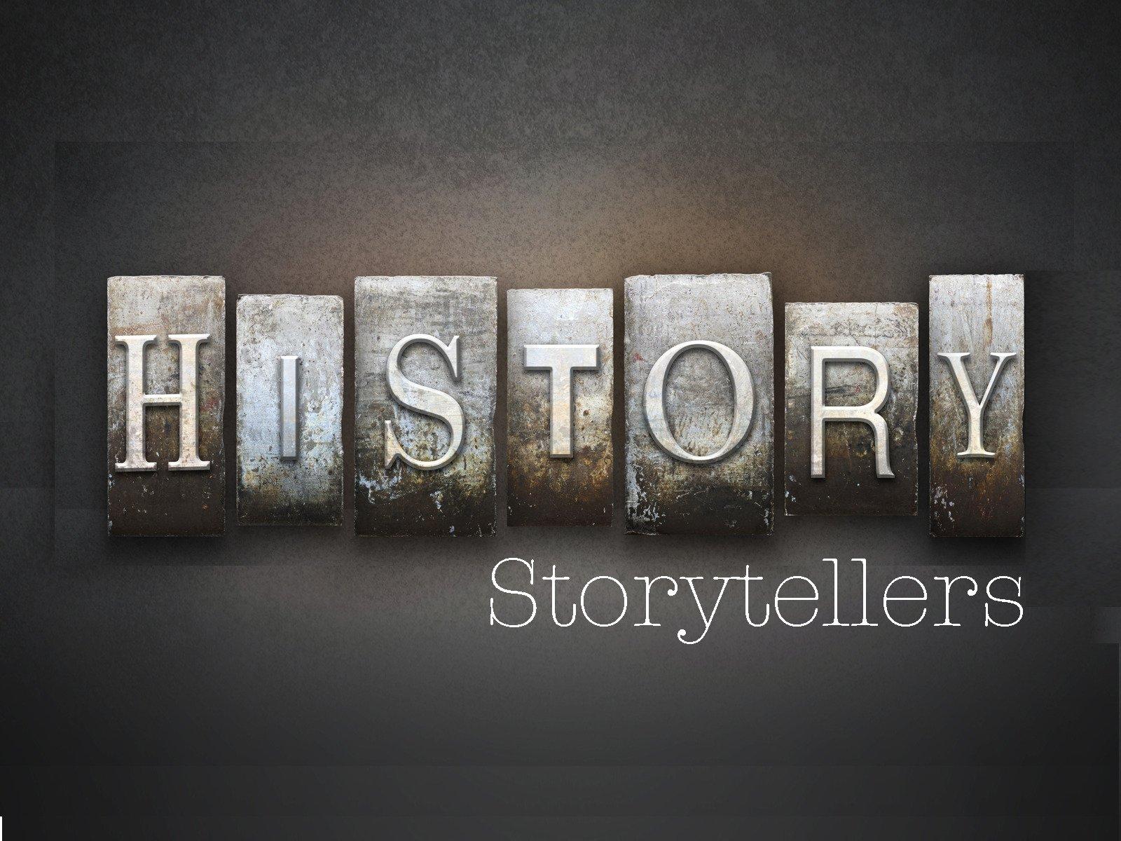 History Storytellers on Amazon Prime Video UK