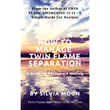 HOW TO MANAGE TWIN FLAME SEPARATION: A Guide For Recovery & Healing (Twin Flame Separation Support Must-haves Book 1)