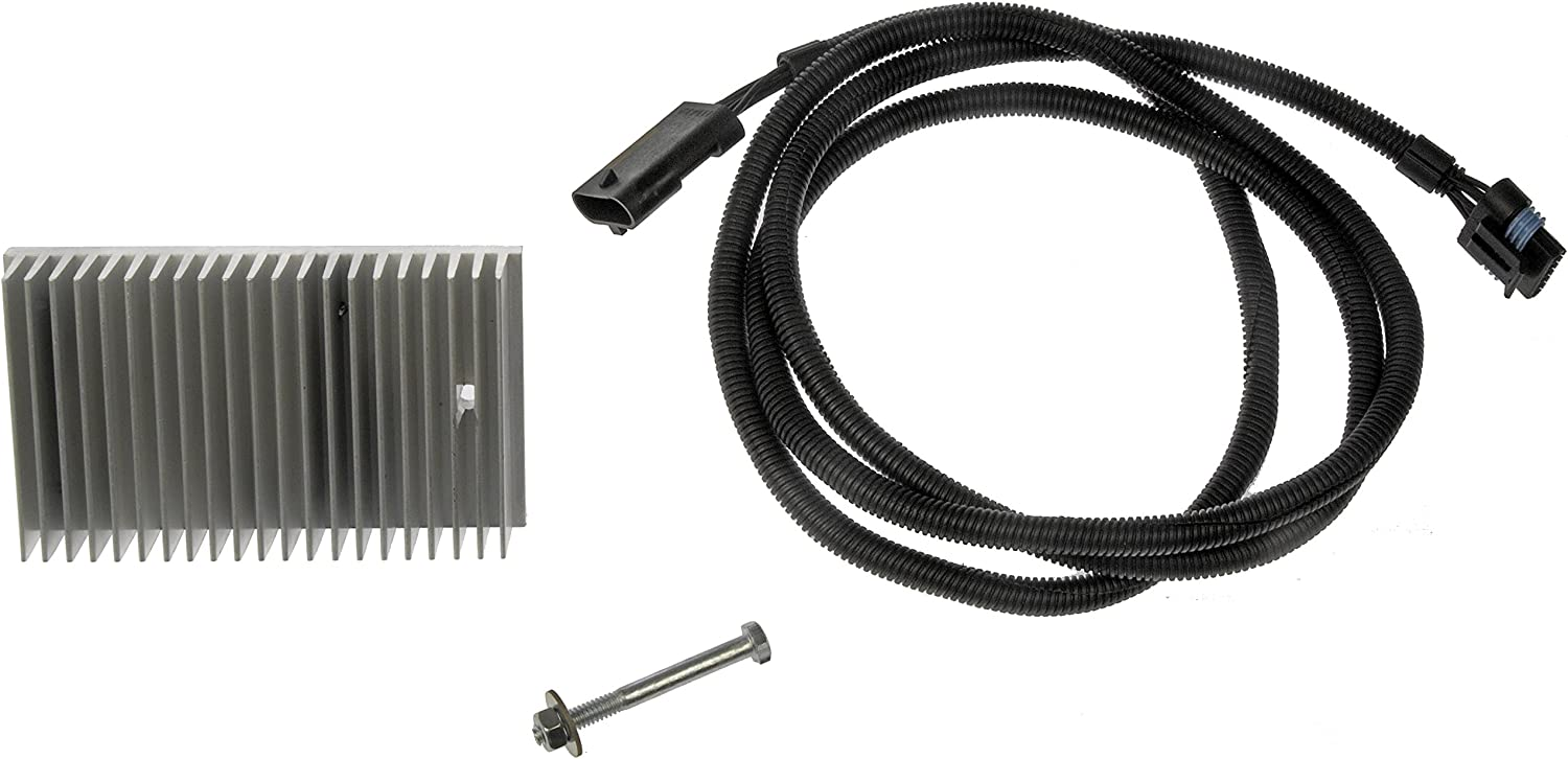 Flight Systems GM 6.5L Diesel PMD Chill Plate #5 Resistor Harness 2 Day Shipping