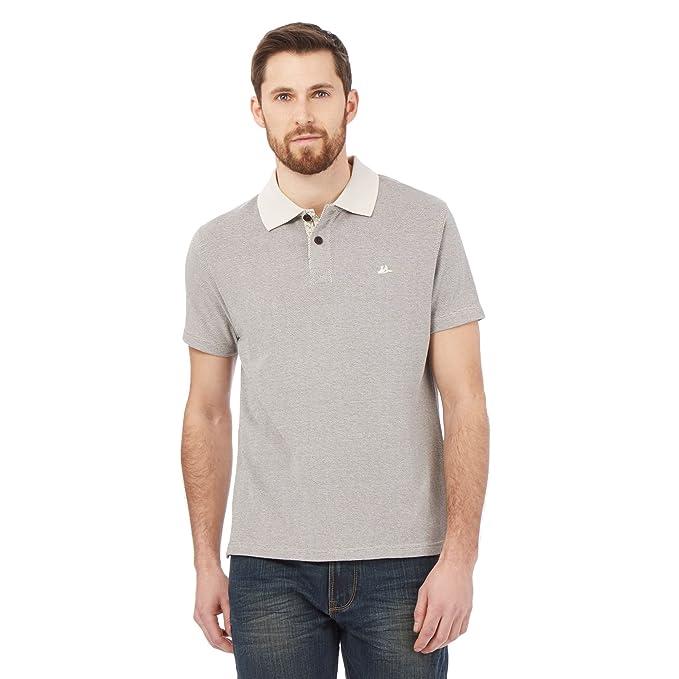 670c885f13 Mantaray Men Big and Tall Cream Heavy Pique Polo Shirt  Mantaray   Amazon.co.uk  Clothing