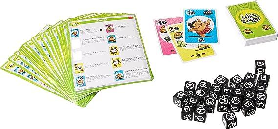 Wazabi Board Game: Amazon.es: Bebé