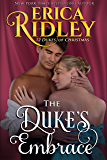 The Duke's Embrace (12 Dukes of Christmas Book 7)
