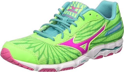 Mizuno Wave Hitogami W, Zapatillas de Running para Mujer ...