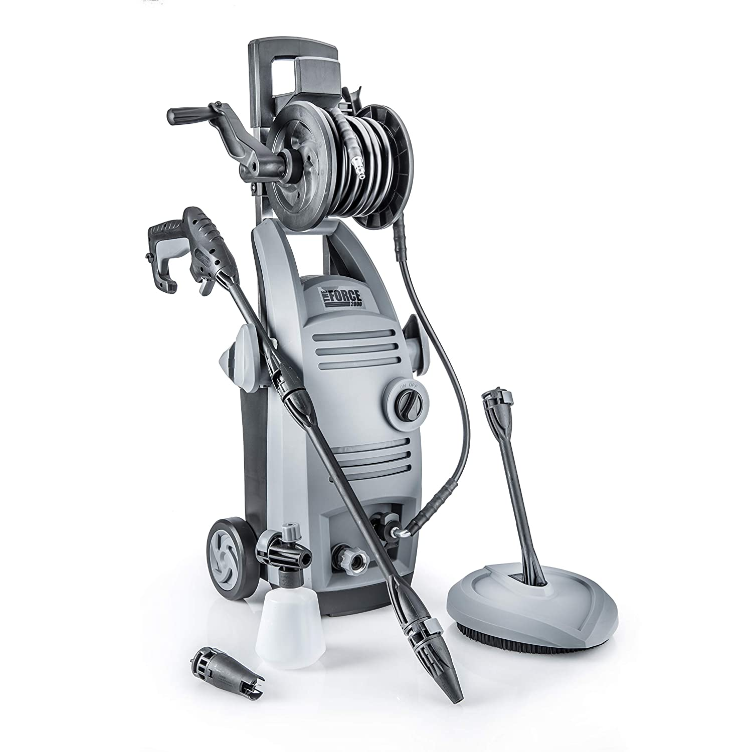 Top 10 Best Pressure Washers Reviews in 2020 9