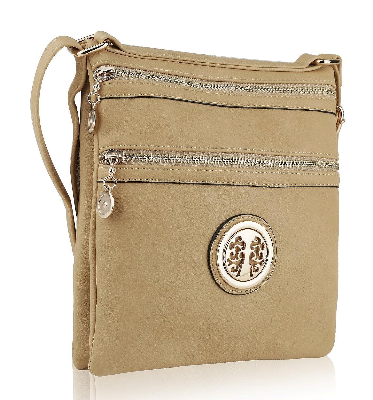 8f452688a3b1 Double Sided Crossbody Bag MKF Collection Designer Crossbody Bags by Mia K  Farrow  Handbags  Amazon.com