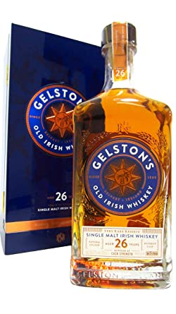 Gelstons - Single Malt Irish - 26 year old Whisky