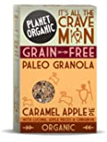 Planet Organic Paleo Granola Caramel Apple Pie