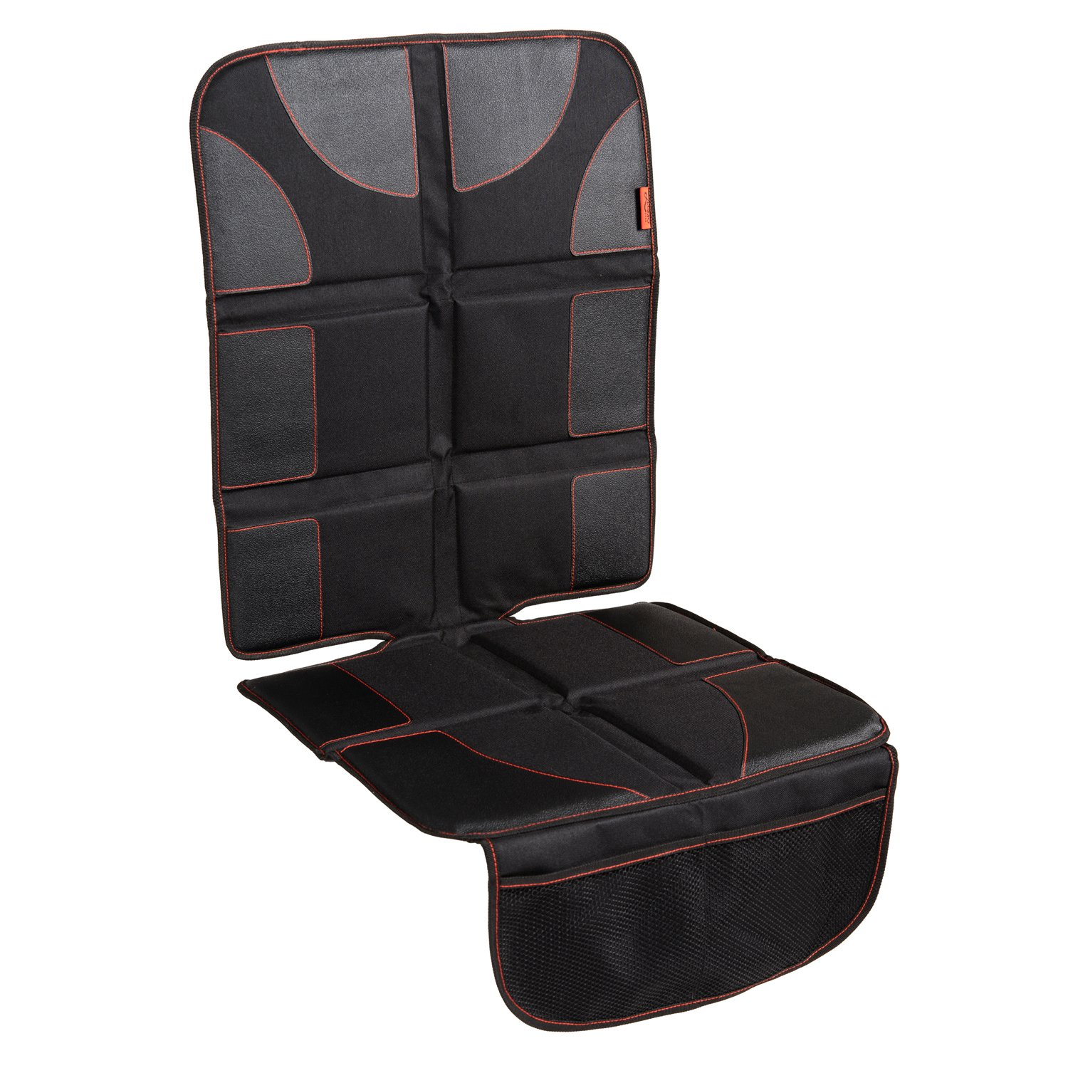 Car Seat Protector With Thickest Padding   Featuring XL Size (Best Coverage  Available), Durable, Waterproof 600D Fabric, PVC Leather Reinforced Corners  U0026 2 ...