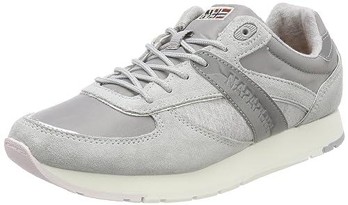 NAPAPIJRI Footwear Rabina, Zapatillas para Mujer, Grau (Lt. Grey), 42 EU