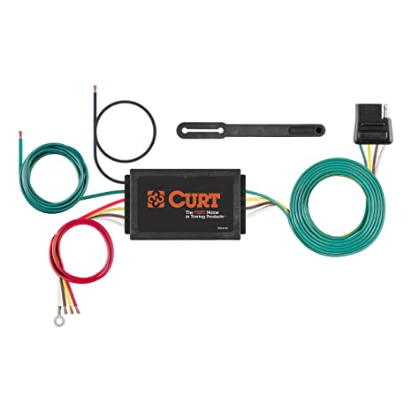 81l346T9iUL._SX466_ amazon com curt 56146 powered 3 to 2 wire taillight converter  at highcare.asia