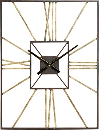 Aspire Lex Mid Century Wall Clock