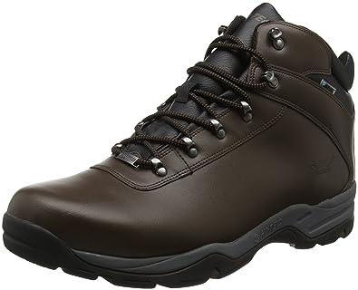 Hi-Tec Eurotrek III WP Walking Shoes - AW17-8 - Brown