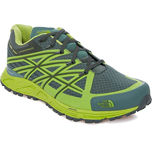 The North Face T92T65, Zapatillas de Senderismo para Hombre, Verde (NJC), 45 EU: Amazon.es: Zapatos y complementos