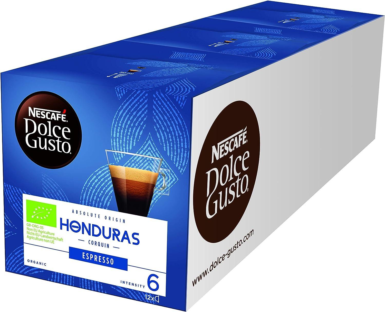 Nescafé Dolce Gusto Absolute Origin Honduras corquin Cápsula de ...