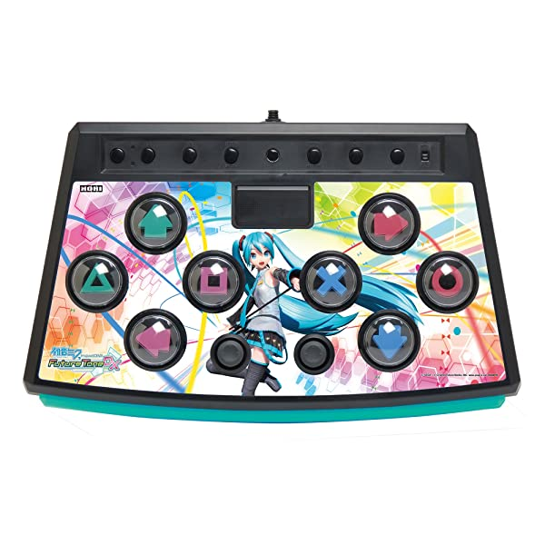 【SONYライセンス商品】初音ミク -Project DIVA- Future Tone DX 専用ミニコントローラー for PlayStation (R) 4【PS4対応】