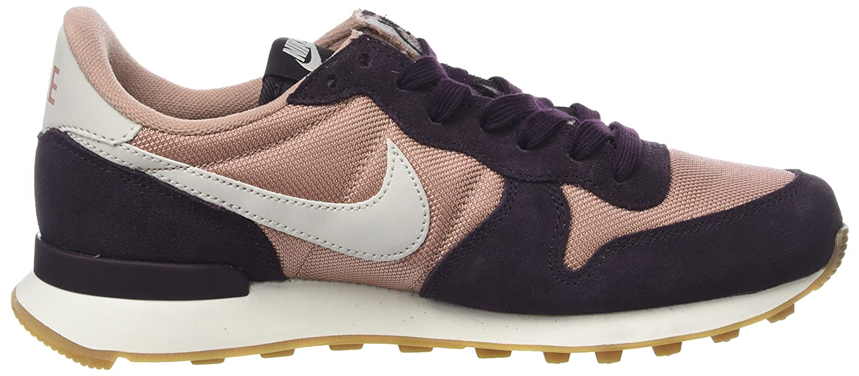 NIKE Damen Pink/Light Internationalist Laufschuhe, Mehrfarbig (Particle Pink/Light Damen Bone-port Wine-gum Medium) e28fc0