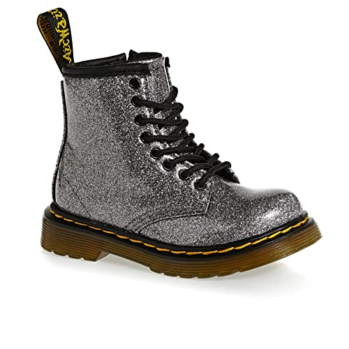 Dr. Martens Girls  1460 Glitter T Ankle Boots  Amazon.co.uk  Shoes ... 94c571dfc077