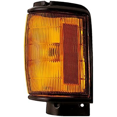 Dorman 1630686 Front Driver Side Turn Signal / Parking Light Assembly for Select Toyota Models: Automotive