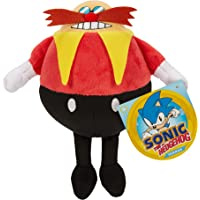 "Sonic the Hedgehog 7"" Eggman Plush Figure"