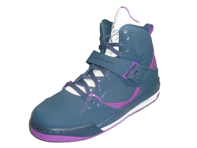 8d5b1e46acc8 Amazon.com  Jordan Flight 45 High IP (Kids)  Shoes