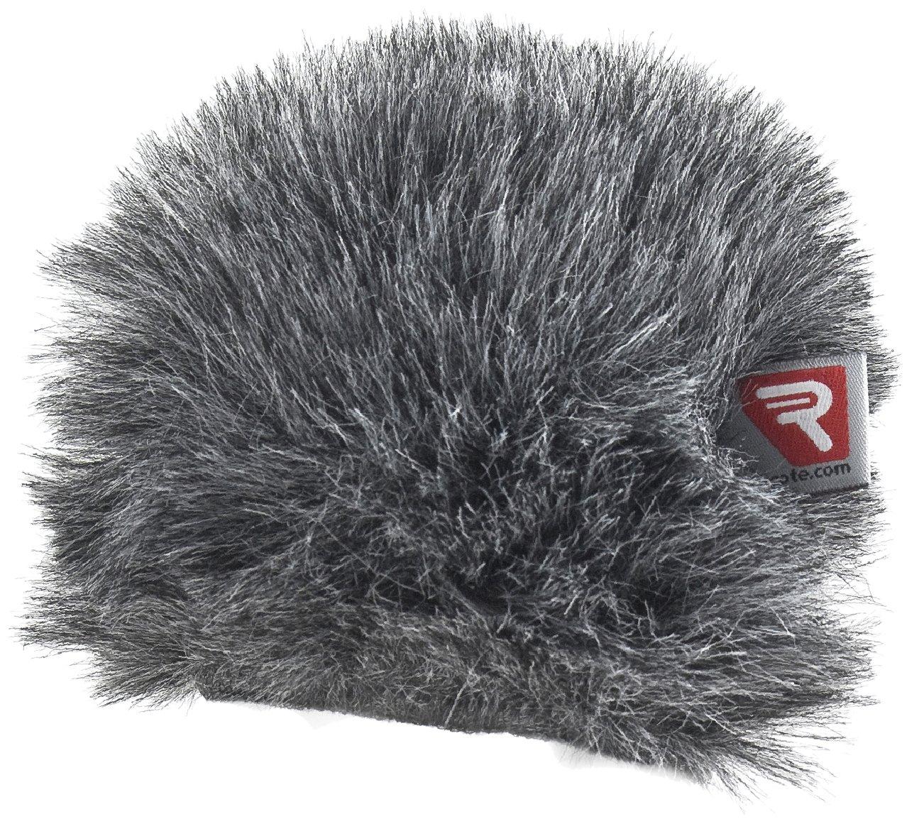 Rycote 055355 Mini Bonnette pour enregistreurs porTables Nagra Ares-M, Zoom H4 Rycote Microphone Windshields