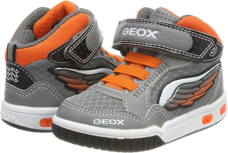Baskets Hautes gar/çon Geox Jr Gregg A