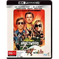 Once Upon a Time in Hollywood [2-DISC] (4K Ultra HD + Blu-Ray)