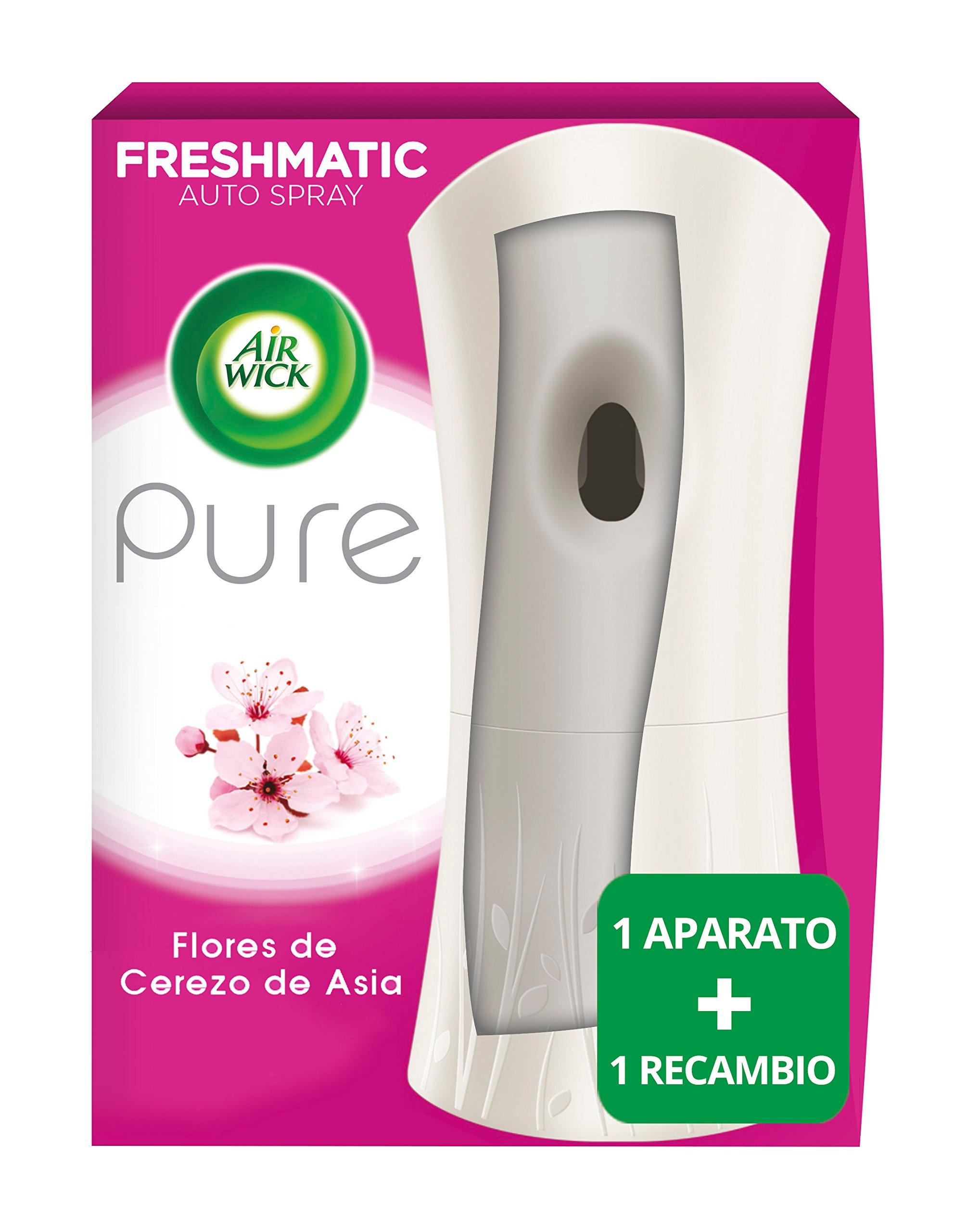 Air Wick Ambientador Freshmatic Completo Pure Flores de Cerezo de Asia product image