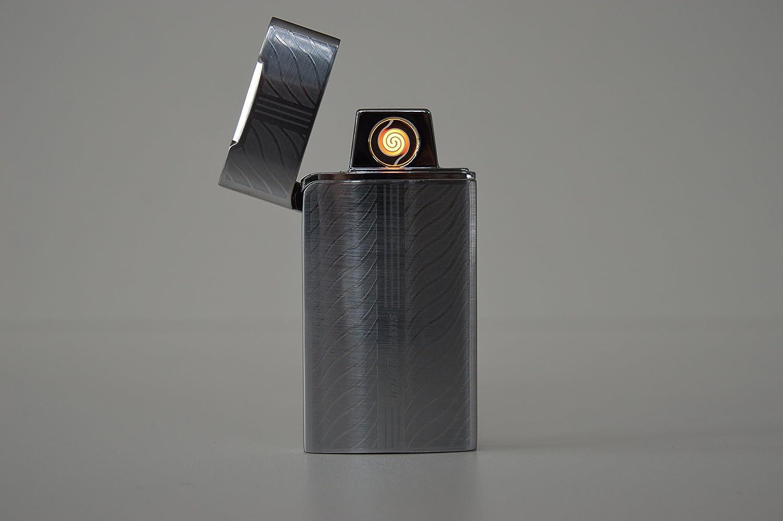 Amazon.de: Silver Match USB igniters Feuerzeug mit Glühdraht silber ...