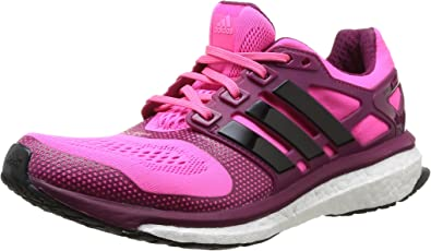 Adidas Energy Boost 2 ESM - Zapatillas de Running para Mujer, Color sopink/c Black/triber, Talla 42.6666666666667: Amazon.es: Zapatos y complementos