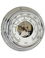Barigo Tempo S Barometer chrome