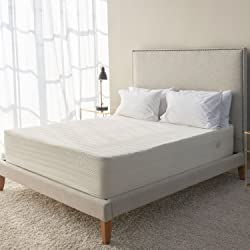 Brentwood Home Bamboo Gel 13 inch Memory Foam Mattress
