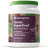 Amazing Grass Green Superfood Powder 100 Servings, ORAC, 730ml, Packaging May Vary