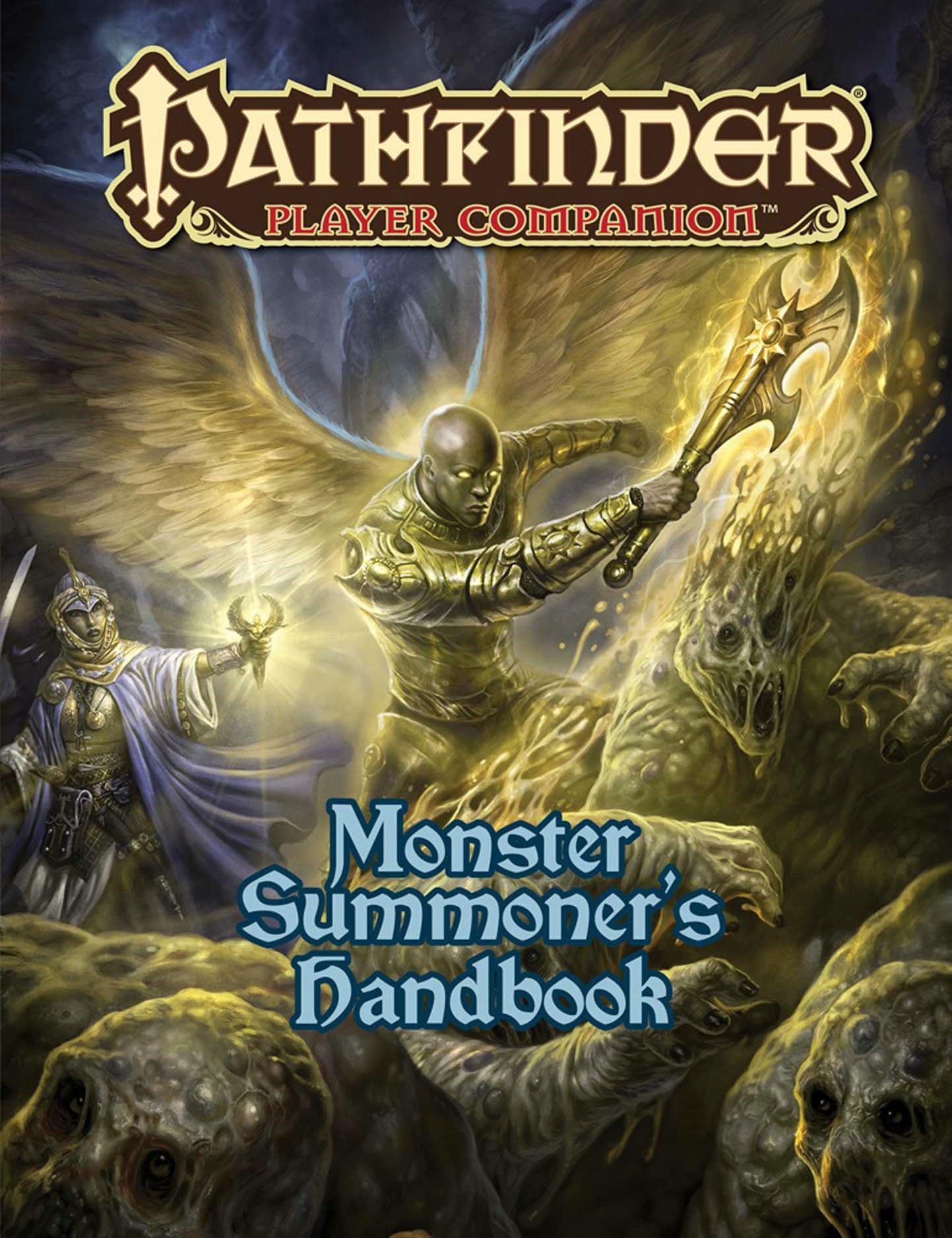 Download Pathfinder Player Companion: Monster Summoner's Handbook pdf
