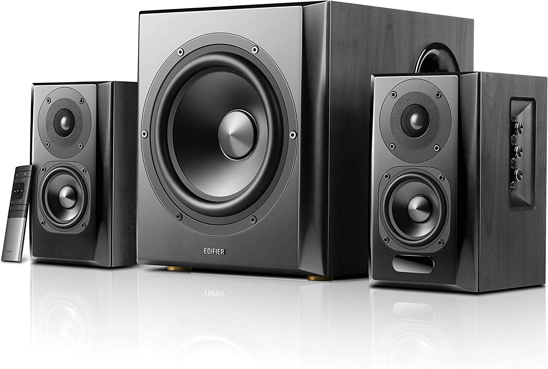Aktivboxen Edifier S351db 2 1 Schwarz Bluetooth Audio Hifi