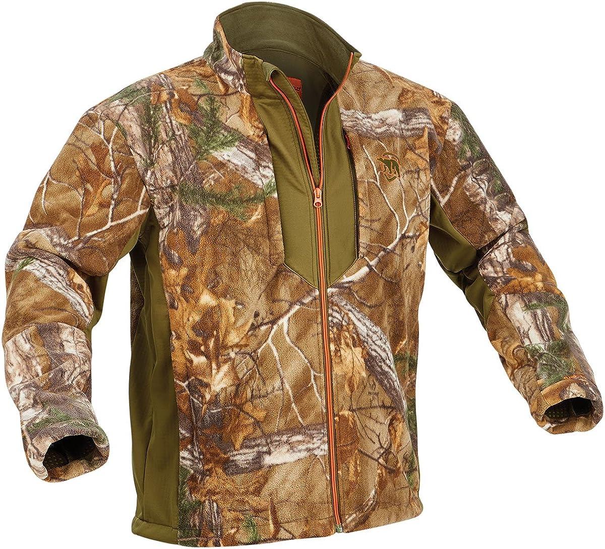 ArcticShield Mens Heat Echo Fleece Jacket
