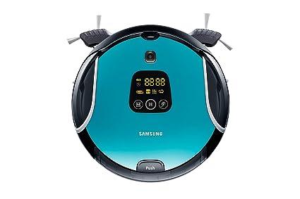Samsung SR10F71UB - Robot aspirador, 0.7 L, color azul: Amazon.es: Hogar