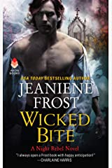 Wicked Bite: A Night Rebel Novel Kindle Edition