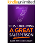7 Steps to Becoming a Great Sales Person