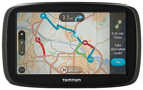 TomTom GO 50 5 inch Sat Nav with Western European Maps and Lifetime on ikea maps, lowrance maps, navigon maps, sygic maps, samsung maps, tele atlas maps, rim maps,