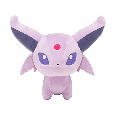 Pokemon Center Original Pokemon Dolls Peluche Espeon: Juguetes y juegos